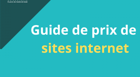 Guide de prix de sites internet présenté par BoostMakers